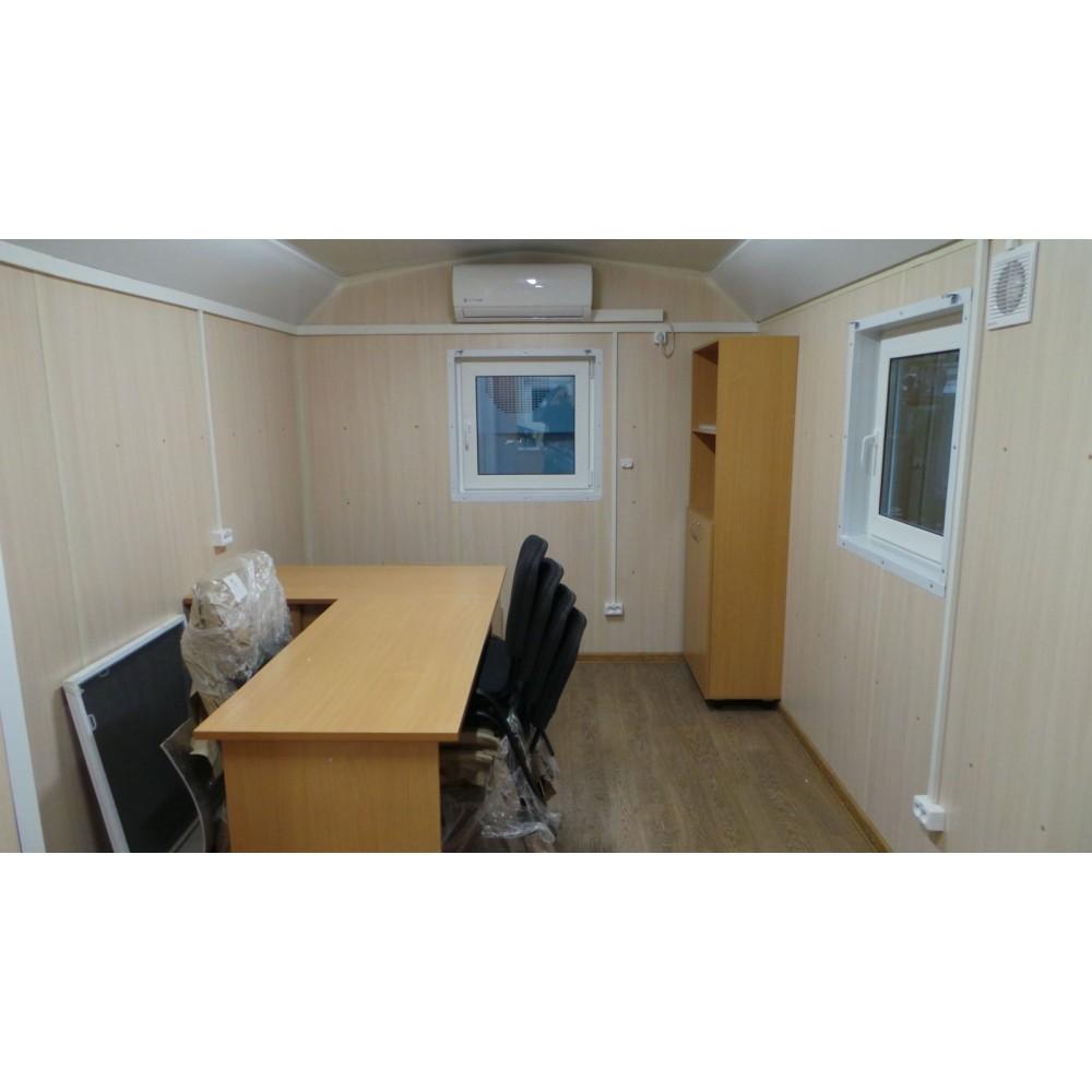 Вагон-дом офис