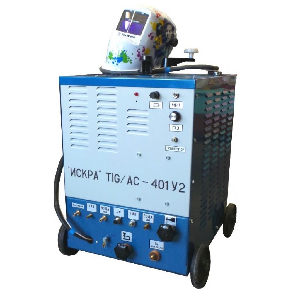Однофазный трансформатор «ИСКРА» TIG/AC-401 У2