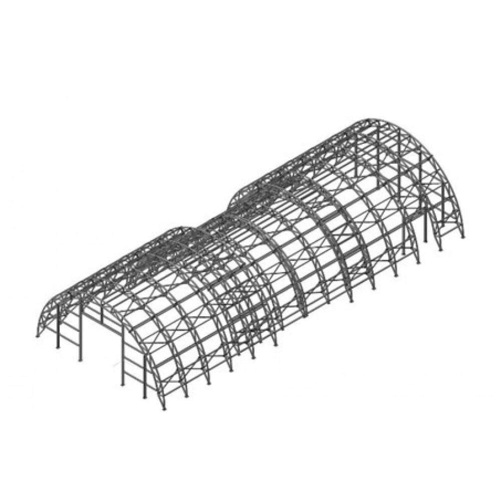 Арочные металлоконструкции